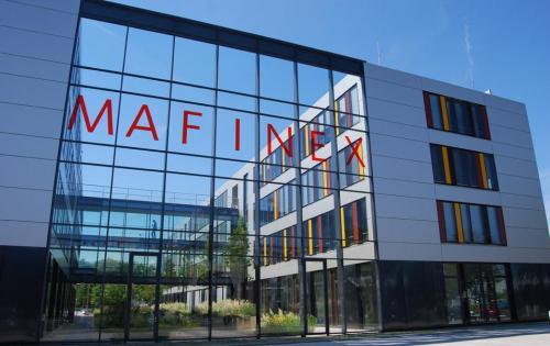 Intensivbegrünung des Mannheimer Technologiezentrums MAFINEX
