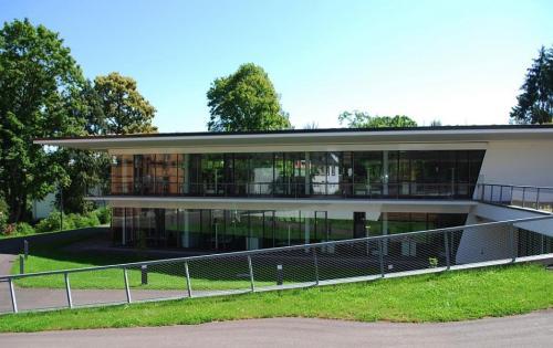 Der SAP-Standort in St. Ingbert im Saarland
