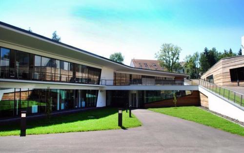 """Der SAP-Standort """"Haus im Park"""" in St. Ingbert im Saarland"""