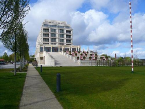Das Columbia Hotel in Wilhelmshaven