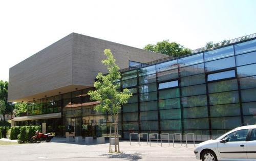 Gründach des Kultur- & Sportzentrums, Stuttgart-Münster